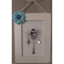 Spoon Angel Plaque