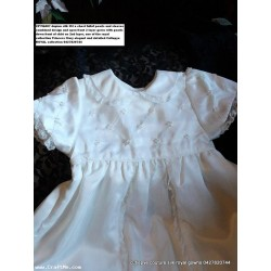 silk smocked christening wear 0427820744