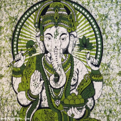 Indian Lord Ganesha Wall Decor Size 92X84 Inches.Wall Decor,Wall hanging Tapestry,Wedding Decorative,Wall Art,wall Decor
