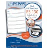 Blank Full Sheet Labels - Cut Sheet Labels