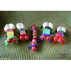 Lollie Bug Novelties - EDIBLE!! - ONLY $7.40 for 5 - Maclyn Crafts