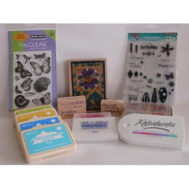 Wai Knot RJ Rubber Stamps
